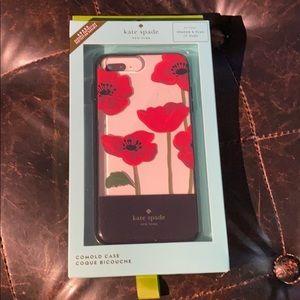 NIB Kate Spade I Phone Cover 🌺🌺